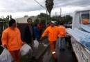 Muchas familias afectadas en Paraná tras el temporal