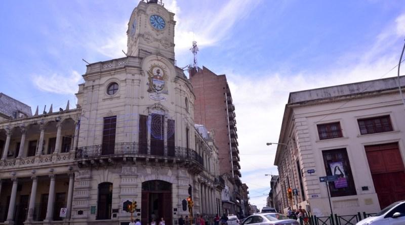 Palacio Municipal 2018 (Municipalidad de Paraná)