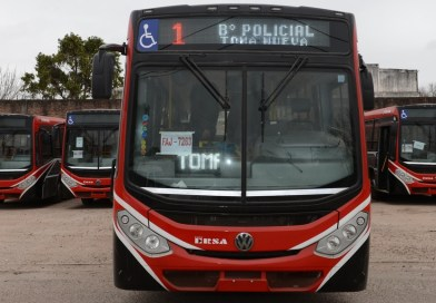 El paro de UTA NO afectará a Paraná: habrá colectivos