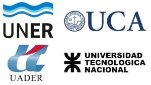 Universidades en Paraná: UADER, UNER, UTN, UCA