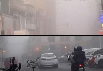 Densa niebla y 100% de humedad en Paraná ¿Lloverá mañana?