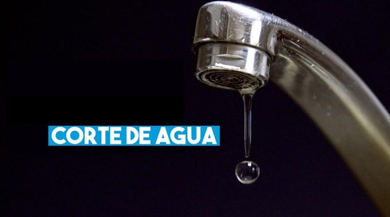 Corte de agua en Paraná