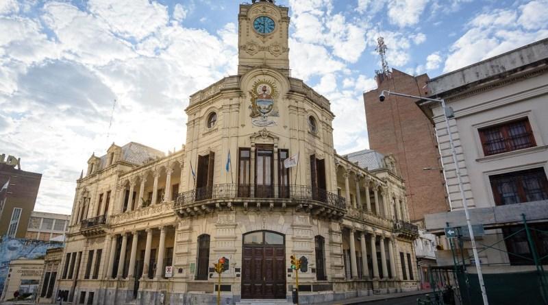 Municipio de Paraná - Palacio Municipal