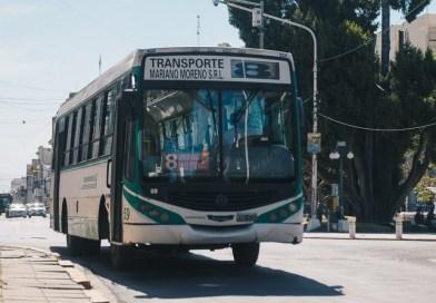 Colectivo de la línea 8 de Paraná
