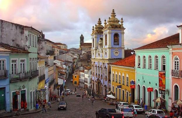 Pelourinho, Bahia