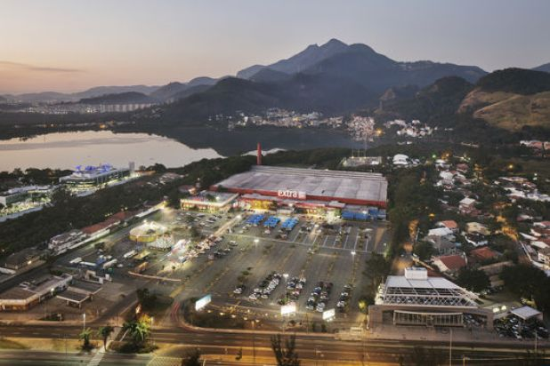 Barra da Tijuca - Supermarché
