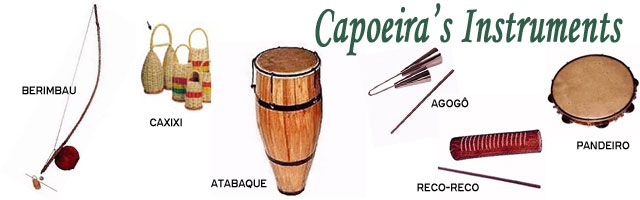 Intruments de la Capoeira