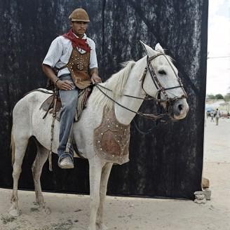 Vaqueiro nordestino, Estado de Pernambuco, 2003 - photo Gonterre