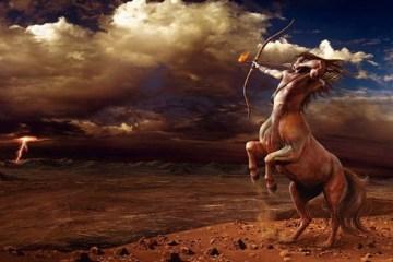 Le centaure - créature mythique