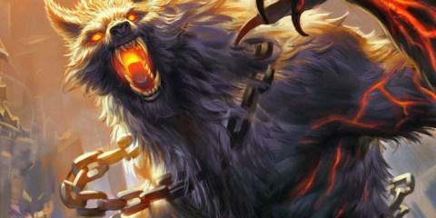 Le loup Fenrir