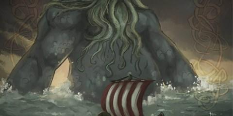 Les géants dans la mythologie nordique et germanique