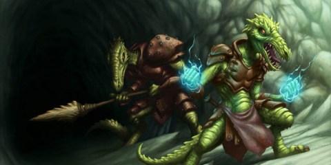 Les kobolds dans la mythologie nordique