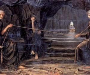 Les moires dans la mythologie grecque