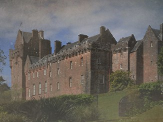 3 of the Most Haunted Castles in Ayrshire, Scotland