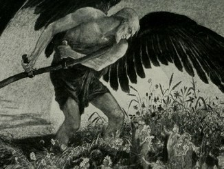The Reaper by Walter Crane