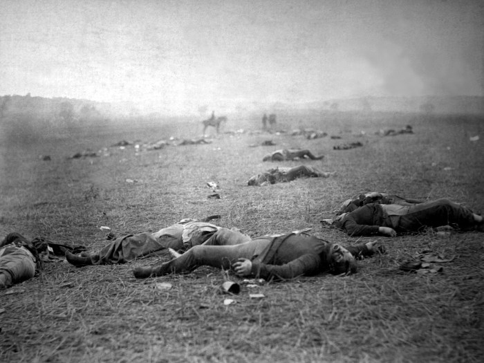 A Harvest of Death Battle of Gettysburg