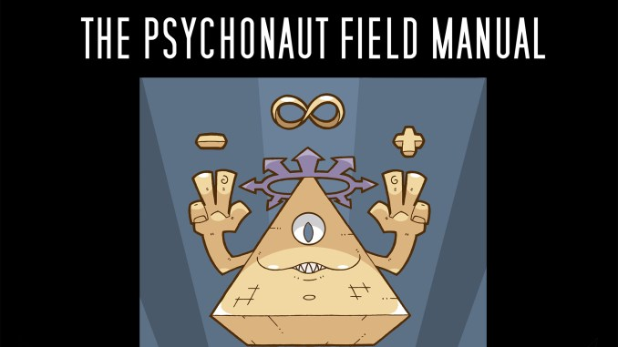 The Psychonaut Field Manual by Arch-Traitor Bluefluke