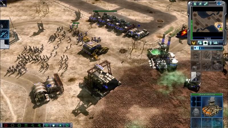 Gameplay - Juego de táctica