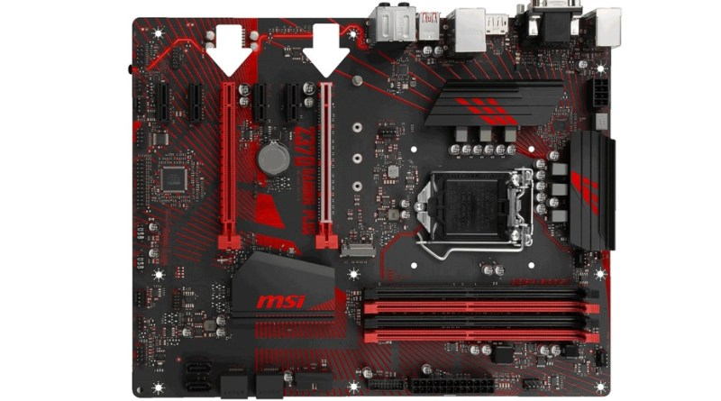 Puerto PCI Express x16 (Conector Placa Madre - Tarjeta Gráfica)