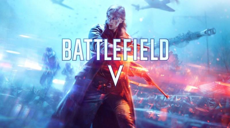 Battlefield V - Portada