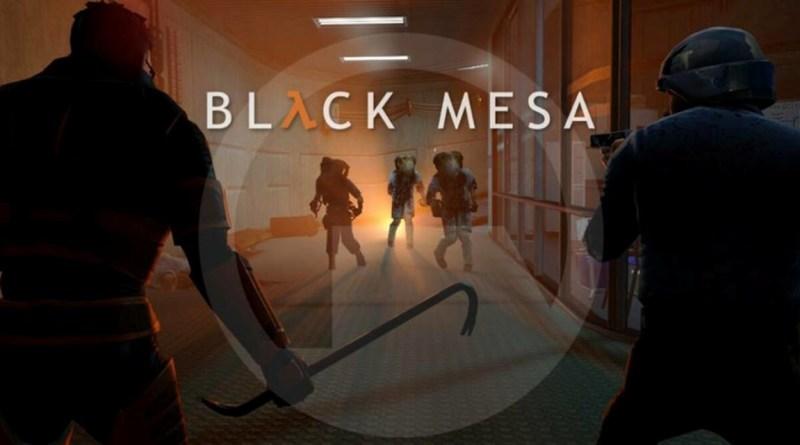 Black Mesa es un remake del Half-Life original