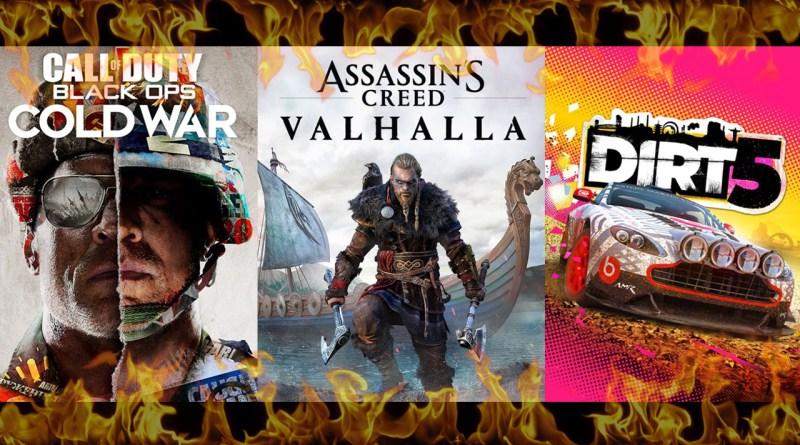 Mejores juegos para PC en este noviembre 2020