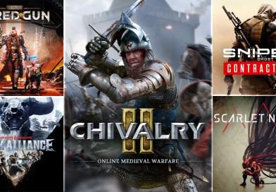 Listado de nuevos juegos junio 2021