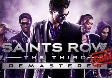 Saints Row: The Third Remastered gratis