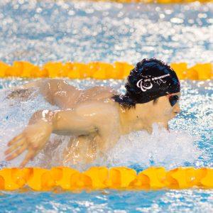 DAY-7:IPC水泳 最終日、木村がバタフライで2個目の金!
