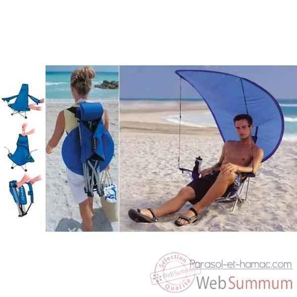 parasol et hamac