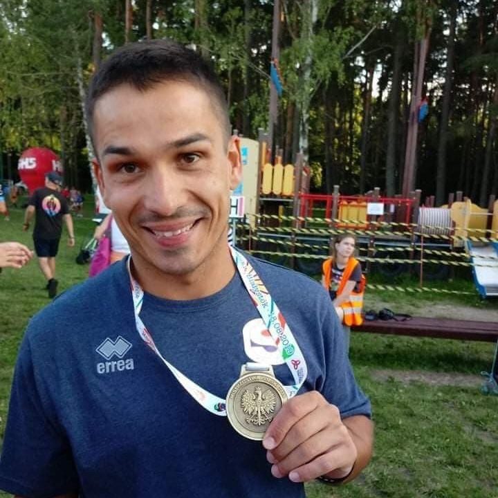 Rafal Krajewski triathlon