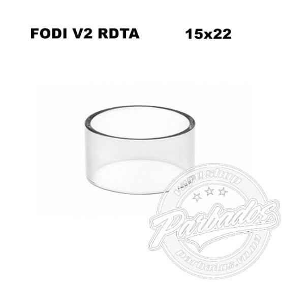 стекл для Hcigar Fodi V2 RDTA