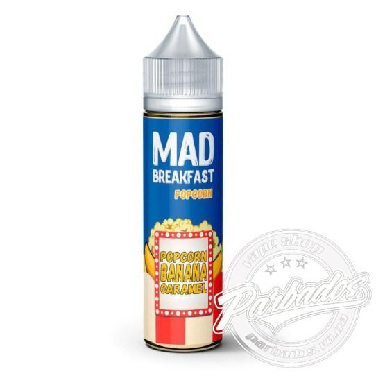 Mad Breakfast- Popcorn