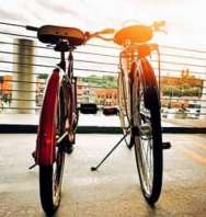 2 Folding Bikes