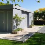 Sanitaire voorziening Camping Parc Buitengewoon