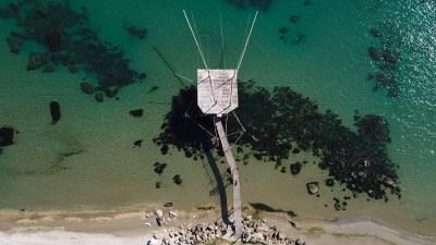 Trabocco Punta Rocciosa a Fossacesia