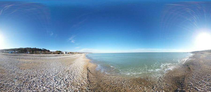 spiaggia della borgata marina - Torino di sangro