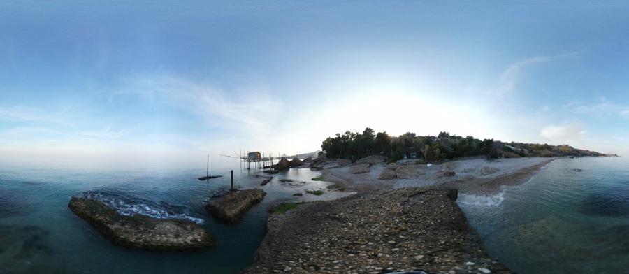 spiaggia della canale foto