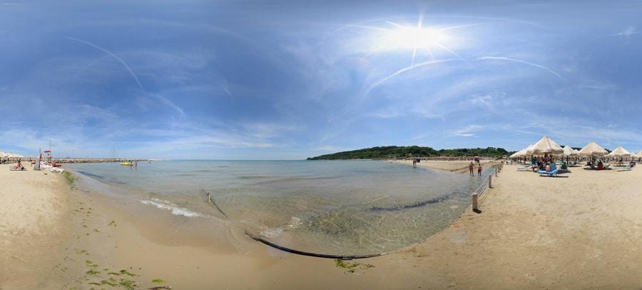 Spiaggia dei Saraceni