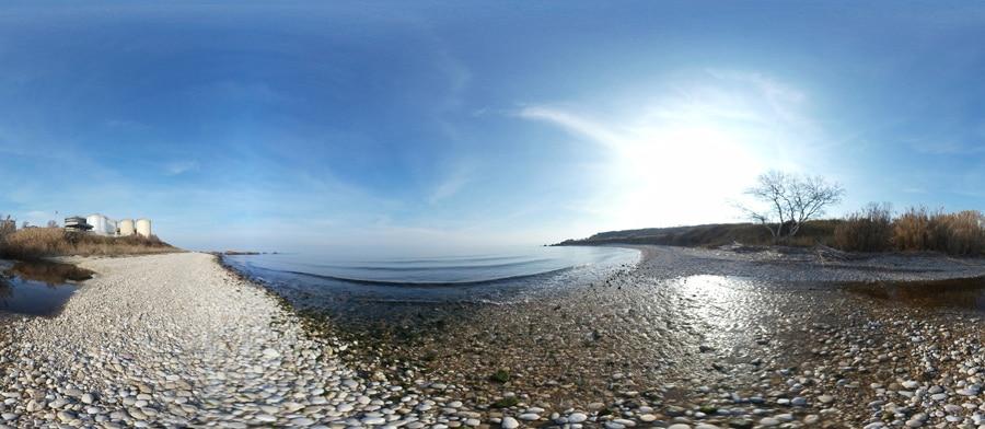 Spiaggia della Foce Lebba VASTO