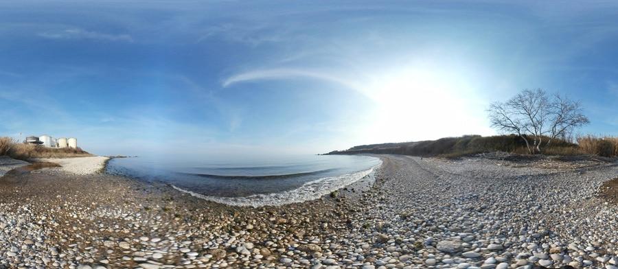 Spiaggia della Foce Lebba a vasto