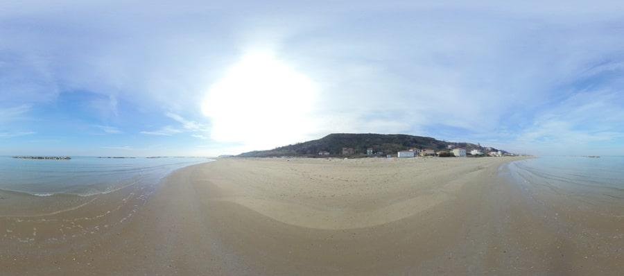 Spiaggia del Fiume Foro - Ortona
