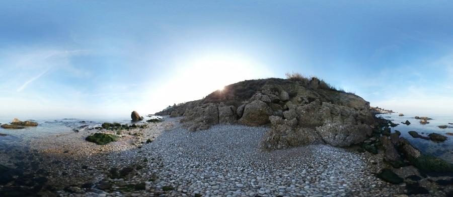 vasto Spiaggia Punta dell'Opera