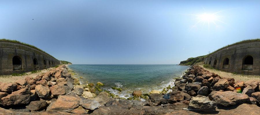 Spiaggia di Punta Ferruccio