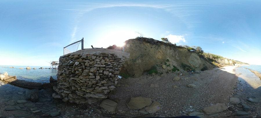 foto Spiaggia Punta Tufano