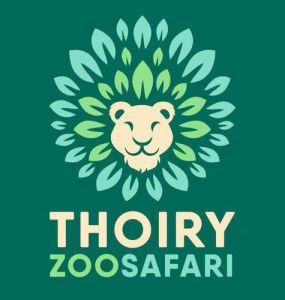 Thoiry : Nouveau logo pour le parc