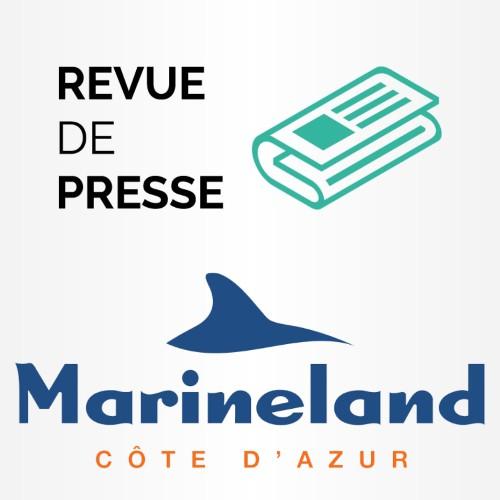 Revue de Presse - Marineland