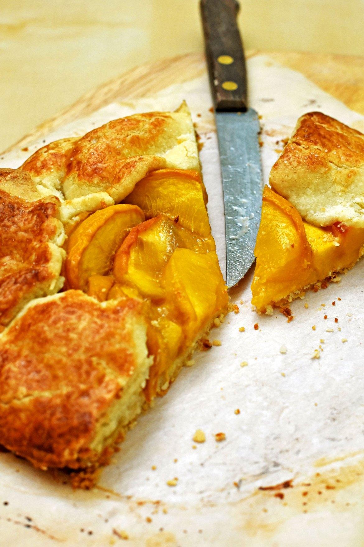 peach galette (1)