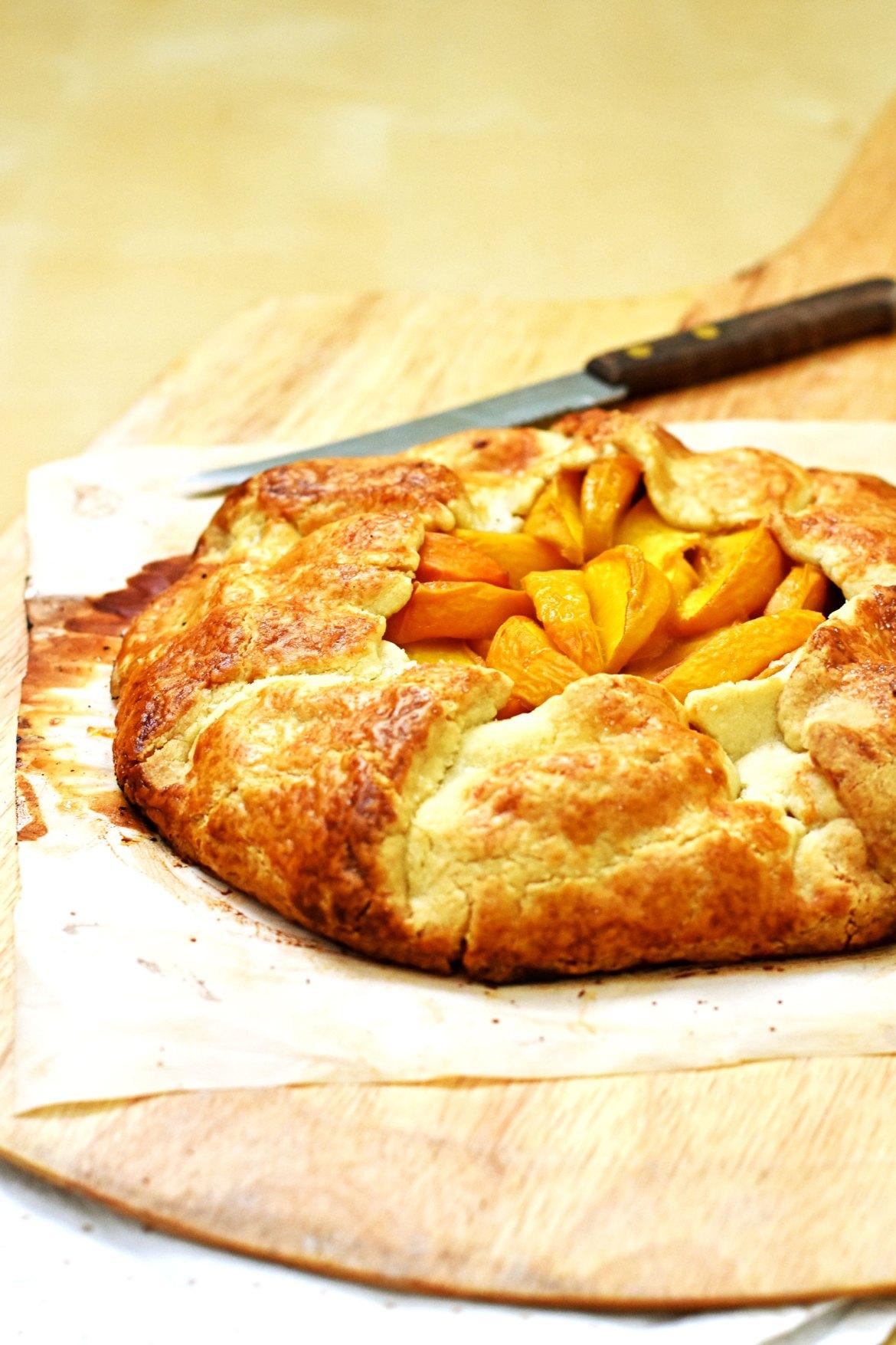 peach galette (2)