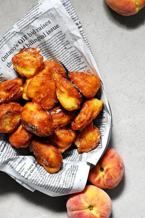 Maple Peach Fritters (4)